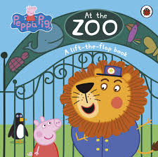 Peppa at the Zoo (A Lift-the-Flap Book)