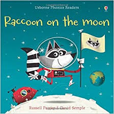 Raccoon on the Moon (Usborne Phonics Readers)