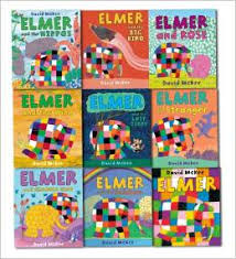 Elmer Collection (Choose any 5 Paperbacks)