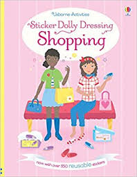 Sticker Dolly Dressing : Shopping