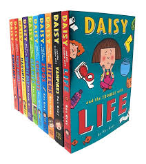 Daisy and the Trouble With.... Series