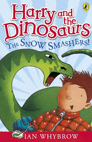 Harry and the Dinosaurs : The Snow Smashers