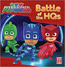 PJ Masks : Battle of the HQs