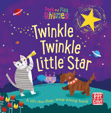 Twinkle Twinkle Little Star (Peek and Play Rhymes)