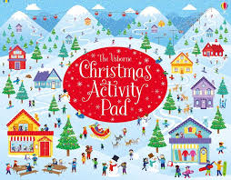 The Usborne's Christmas Activity Pad