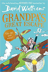 Grandpa's Great Escape (Paperback)