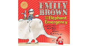 Emily Brown and the Emergency Elephant