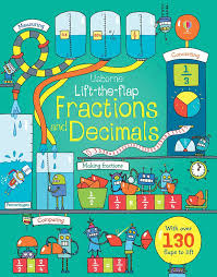 Lift the Flap : Fractions and Decimals