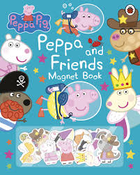 Peppa Pig and Friends Magnet Book
