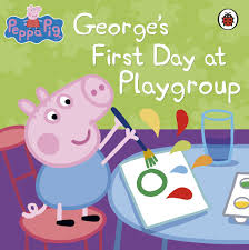 George's First Day at Playgroup (Paperback)