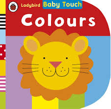 Ladybird Baby Touch : Colours
