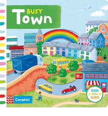 Busy Books : Busy Town