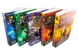 Percy Jackson Set of 5