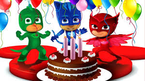 PJ Masks :Big Birthday Cake Surprise