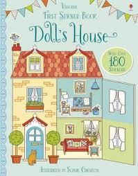 Usborne First Sticker Book : Doll's House