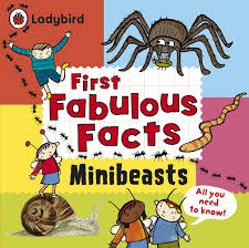 Minibeasts : Ladybird First Fabulous Facts