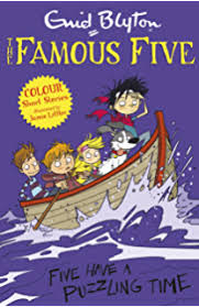 Famous Five : Five Have a Puzzling Time