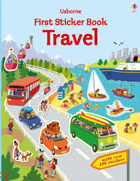 Usborne First Sticker Book : Travel