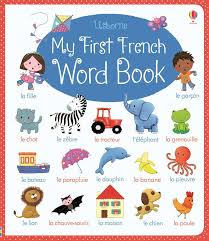 My First French Word Book (Hardback)