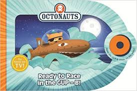 Octonauts : Ready to Race in the Gup-B (BB)
