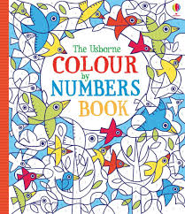 Usborne Colour By Numbers