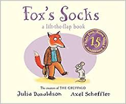 Tales from Acorn Wood : Fox's Socks (Lift-the-Flap)