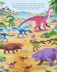My Very First Dinosaurs Book (Hardback)