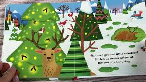 Are you there, Little Reindeer (Little Peek-Through Books)