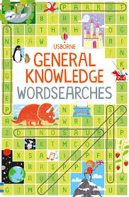 General Knowledge Wordsearches (Usborne)