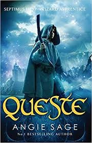 Queste: Septimus Heap (Book 4)