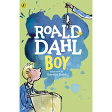 Boys : Tales of Childhood by Roald Dahl