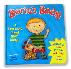 Boris's Body : A First Body Book