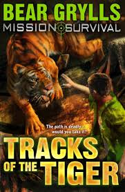 Bear Grylls : Tracks of the Tiger