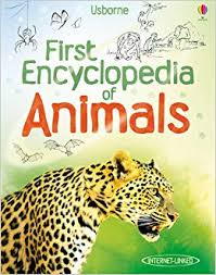 Usborne's First Encyclopedia of Animals (Hardback)