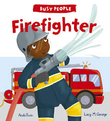 Firefighter (Busy People)