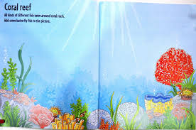 Usborne First Sticker Book : Under the Sea