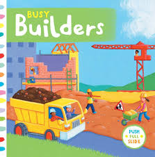 Busy Books : Busy Builders