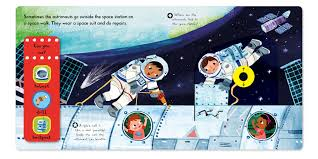 First Explorers : Astronauts