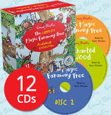 The Complete Magic Faraway Tree Audiobook Collection