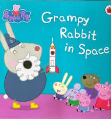 Grammy Rabbit in Space (Paperback)