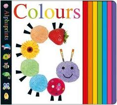 Colours (Board book)