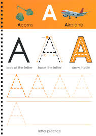 Uppercase Alphabet (Wipe Clean workbook)