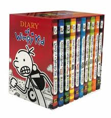 Wimpy Kid Box Set Collection : Set of 10