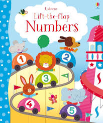 Usborne Lift-the-Flap Numbers