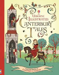 Usborne Illustrated Canterbury Tales