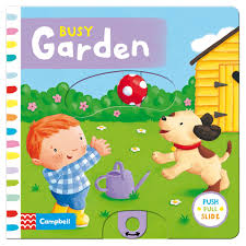 Busy Books : Busy Garden