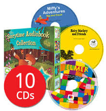 Storytime Audiobook Collection