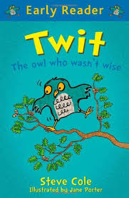 Twit - the Owl who wasn't wise
