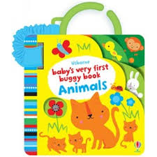 Baby's Very First Buggy Book Animal