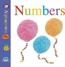 Little Alphaprints : Numbers
